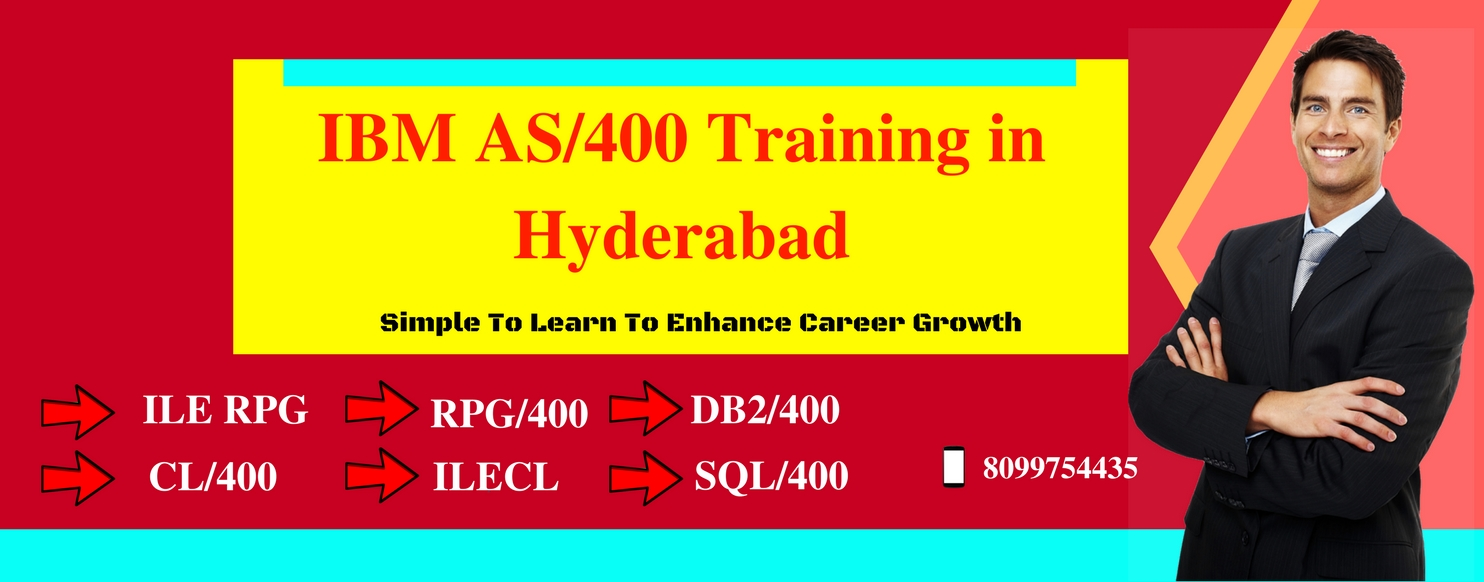 AS 400 Training in Hyderabad