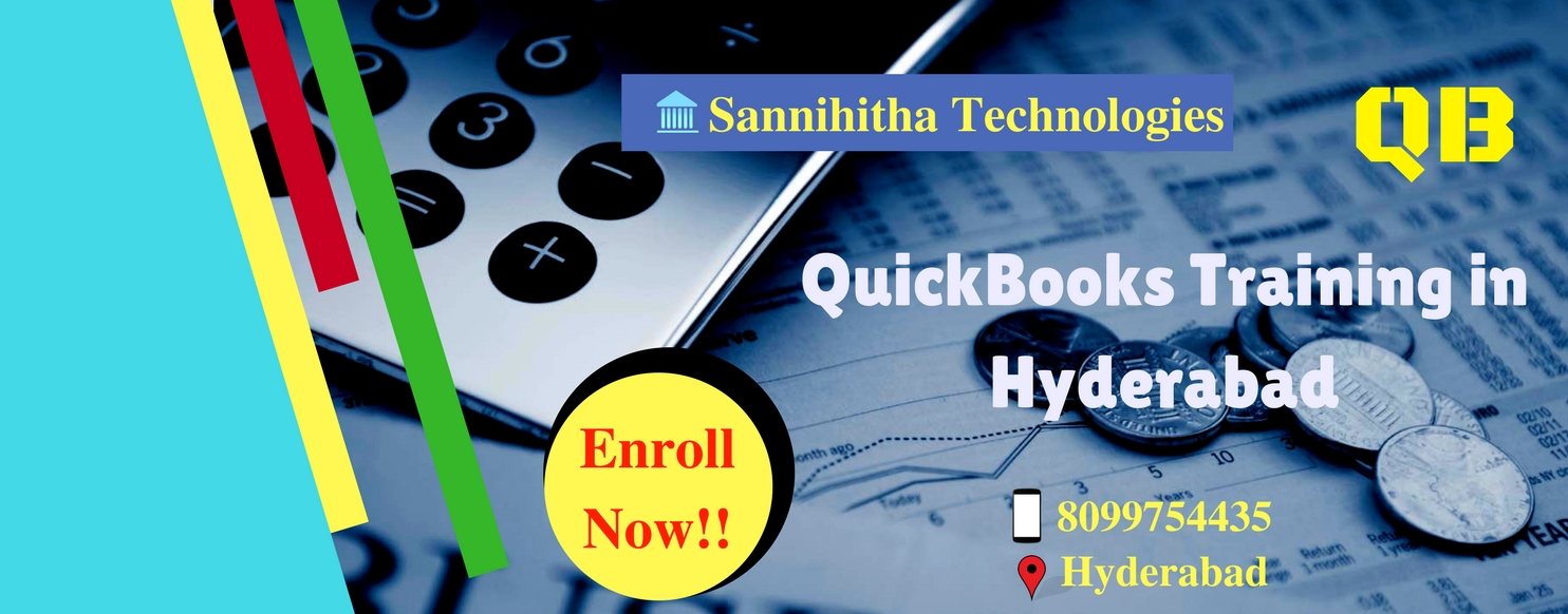 QuickBooks Training in Hyderabad