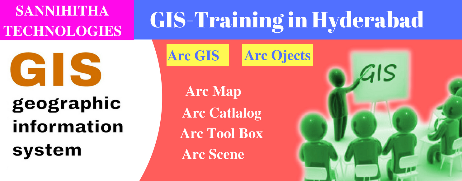 GIS Training in Hyderabad