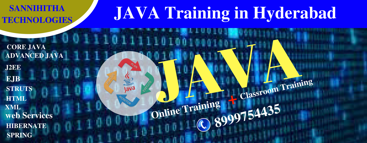 Java Training in Hyderabad