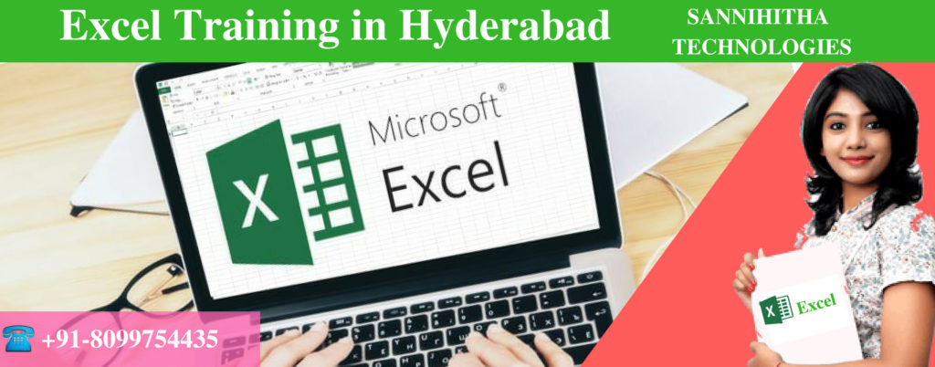 Advanced Excel Training In Hyderabad