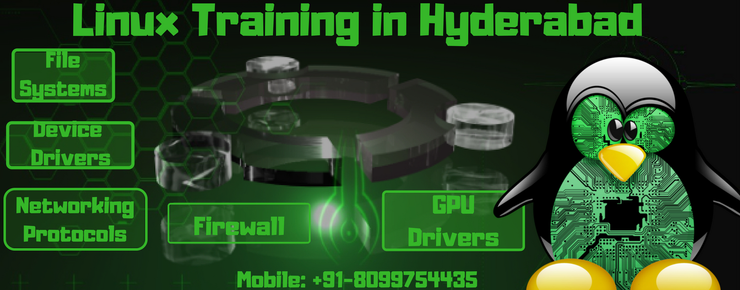 Linux Training in Hyderabad Ameerpet