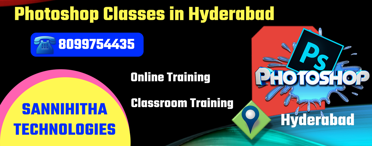 Photoshop Classes in Hyderabad