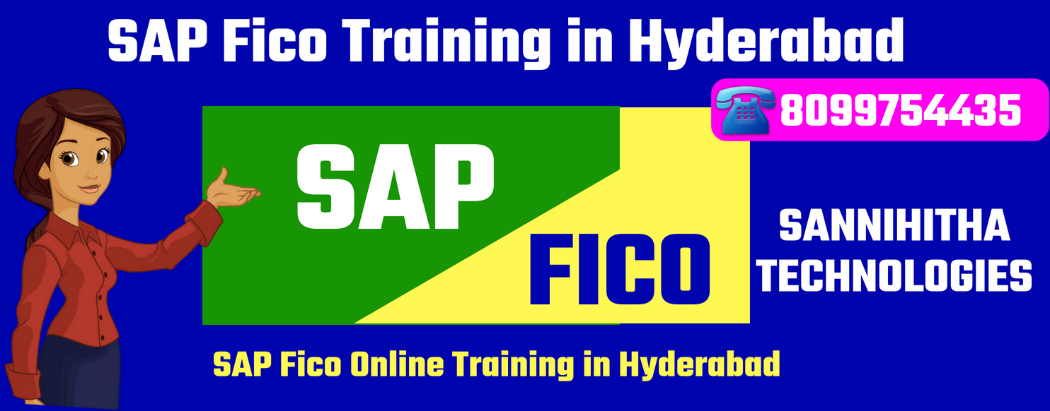 SAP FICO Training in Hyderabad Ameerpet