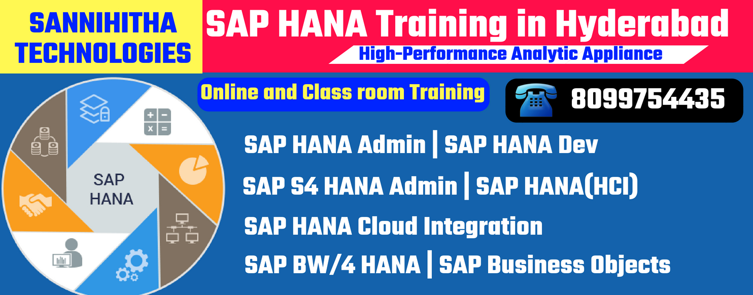 SAP HANA Training in Hyderabad Ameerpet